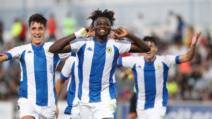 Chuli da la victoria a un Hércules que acaba con ocho (1-2) en Villafranqueza