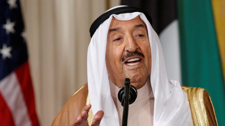 Muere el emir de Kuwait tras dos meses de tratamiento médico en Estados Unidos