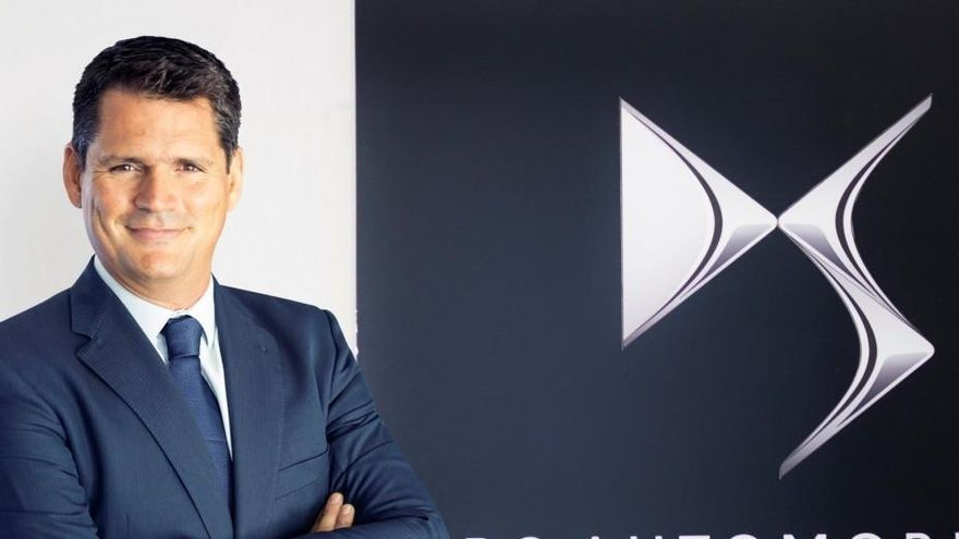 Borja Sekulits, director de DS España