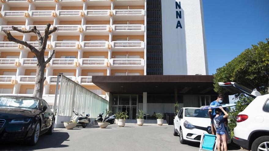 El 90% de los hoteles de la costa cerrarán hasta 2021 por el impacto de la pandemia