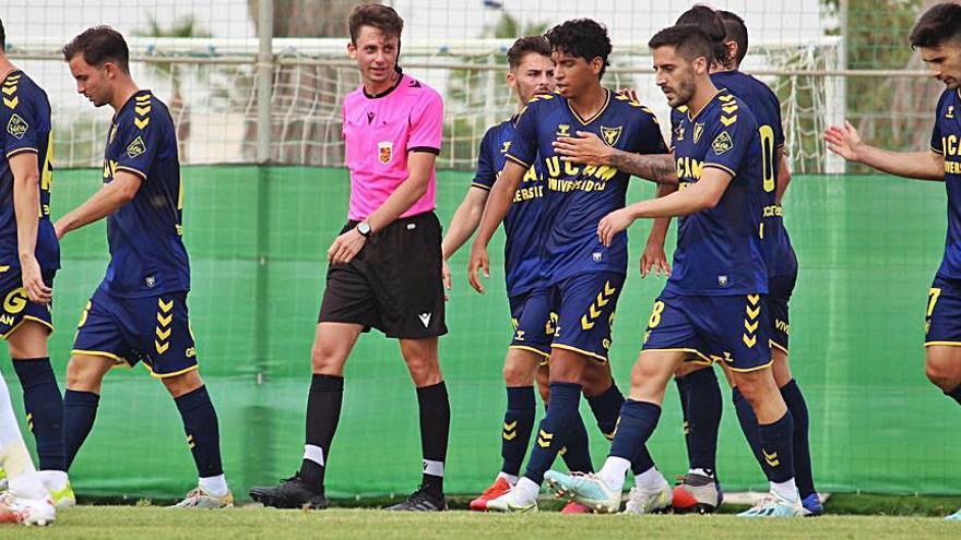 El UCAM Murcia empieza con buen pie la pretemporada