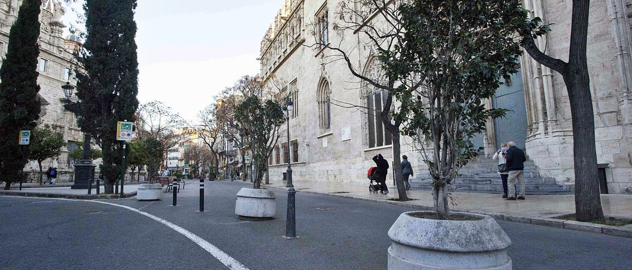 El Rialto apuesta por el cuestionado urbanísmo táctico para cambiar la ciudad