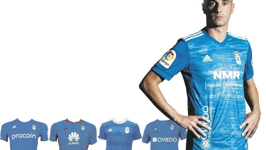 El Oviedo apuesta por el azul clásico