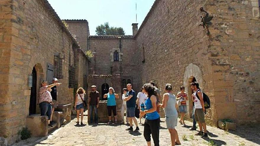 El projecte per museïtzar el castell de Talamanca es concretarà a finals d'any
