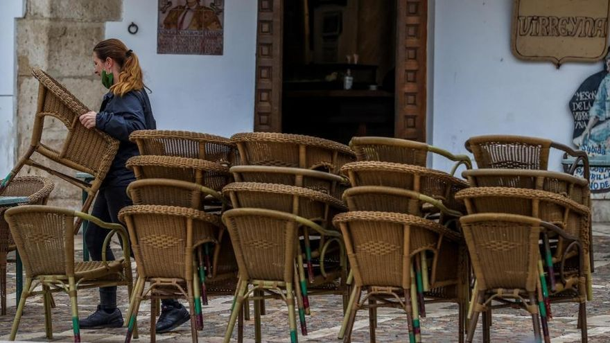 España es el país más afectado por la caída de la productividad en pandemia