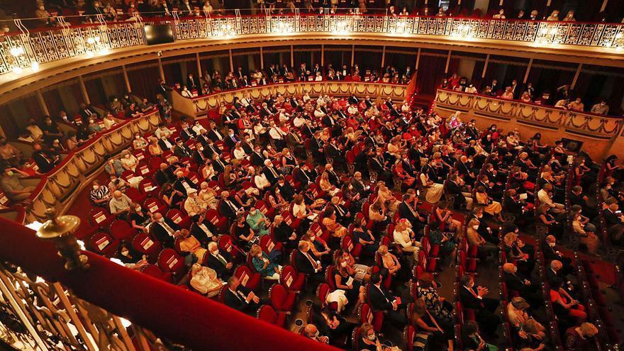 Indignación en la cultura por la congelación de la ayuda a la ópera de Oviedo