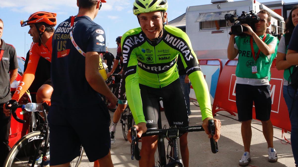 Fernando Barceló en una foto de archivo.