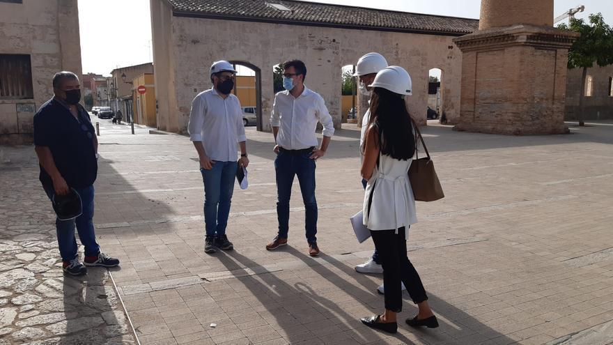 Las obras de Can Ribas en la Soledat comenzarán en breve