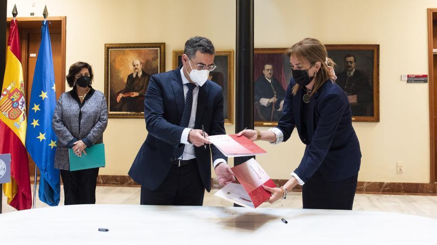 La UMU y el Ayuntamiento de Archena crean la Cátedra de Gestión de la Diversidad