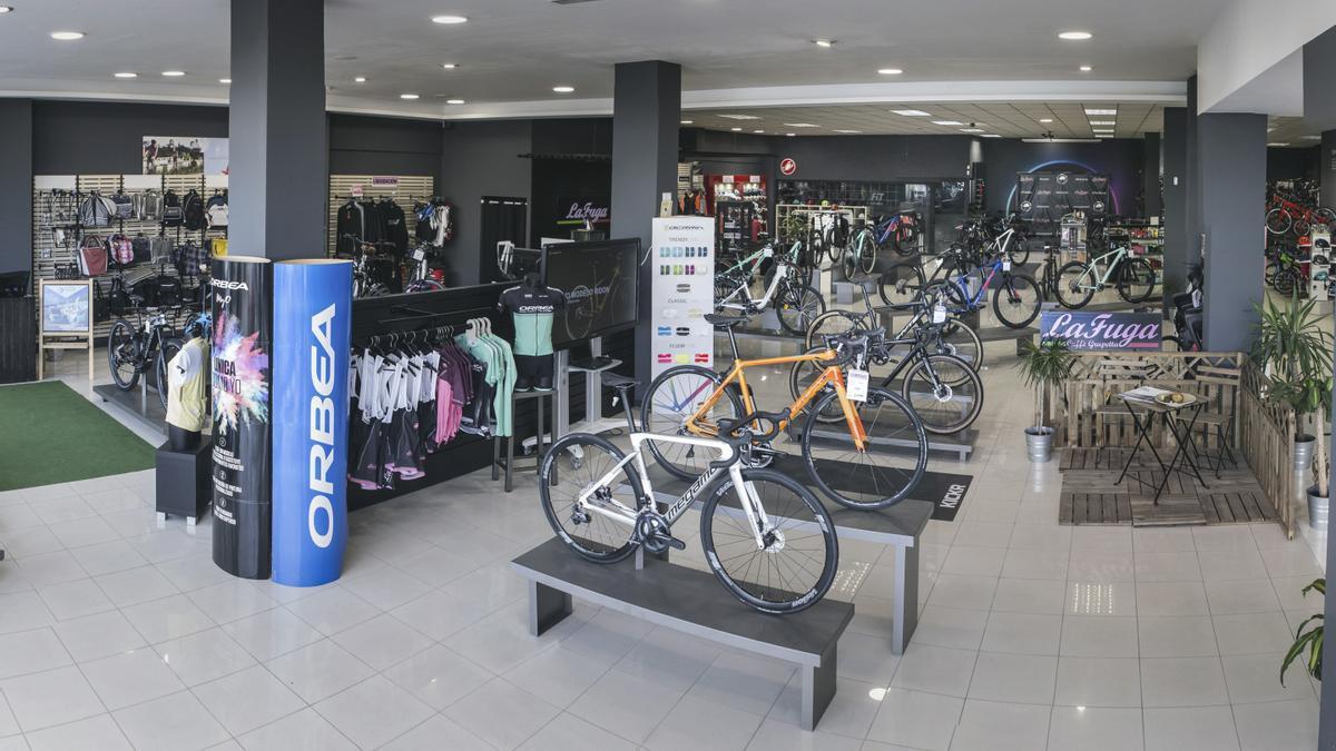LaFuga Cycling se ha convertido en todo un referente del sector, con la atención al cliente como una de sus principales claves de valor añadido.