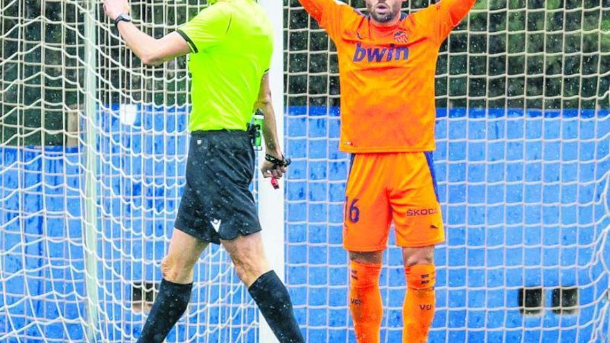 El Mestalla desciende a cuarta división