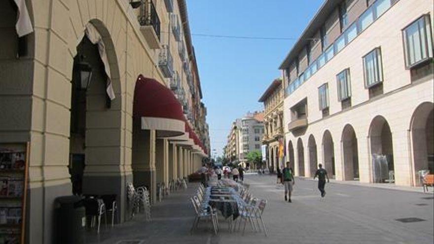 El Ayuntamiento de Huesca destina 143.000 euros a la campaña de Bonos Impulsa