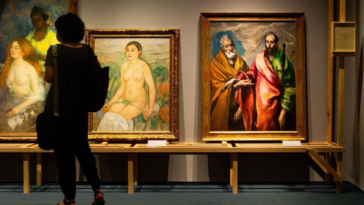 Operació per salvar un milió d'obres d'art, de la prehistòria a Dalí