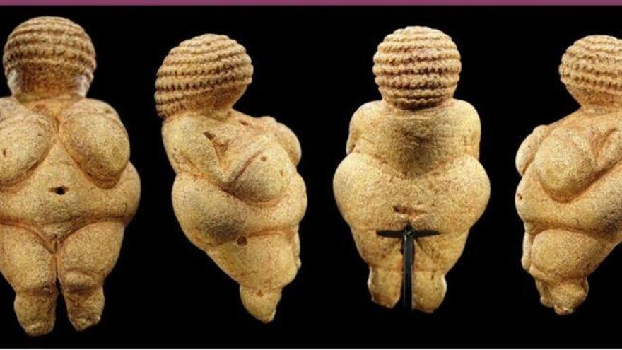 Las obras de arte más antiguas hablan de hambre
