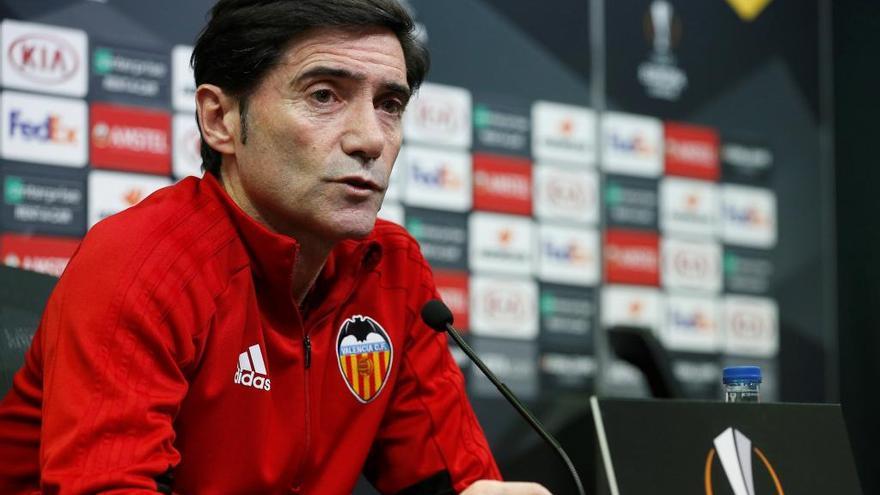 Marcelino García Toral, en la agenda del Milán
