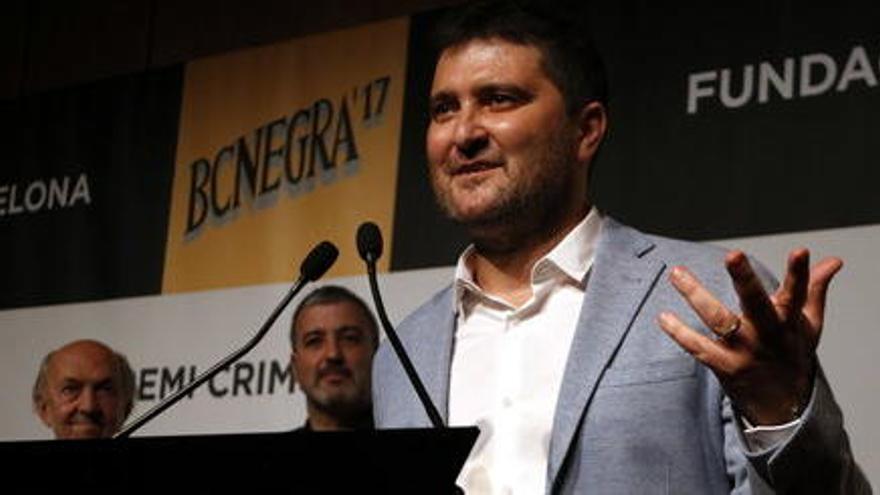 Marc Moreno guanya el VIII Premi Crims de Tinta amb la novel·la 'Temps de rates'