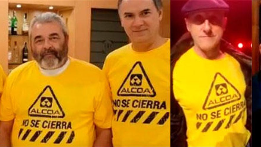 Jorge Ilegal, Los Lobos de Boom, Joaquín Kremel... Muchas voces se suman al ¡Alcoa no se cierra!
