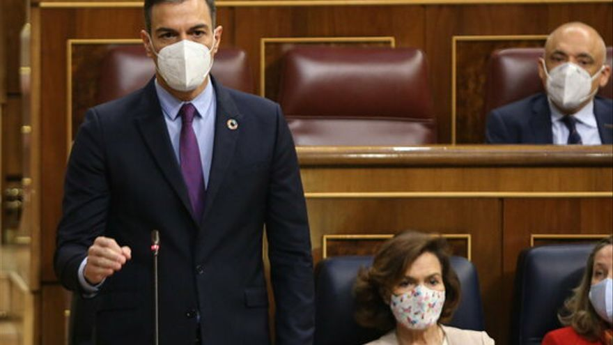 Sánchez: «Hi ha un temps per al càstig i un temps per a la concòrdia»