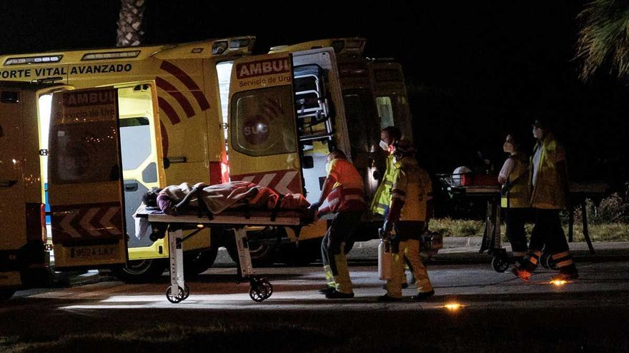 Mor una nena de 5 anys quan era evacuada d'una pastera després de 17 dies al mar