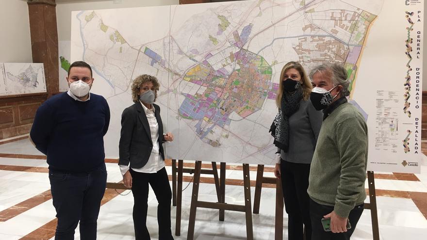 Castelló aprobará en noviembre las modificaciones del Plan General