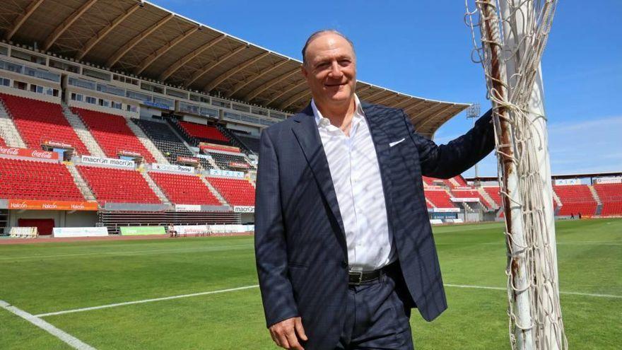 Kohlberg planea reformar Son Moix y eliminar las pistas de atletismo con el dinero del CVC