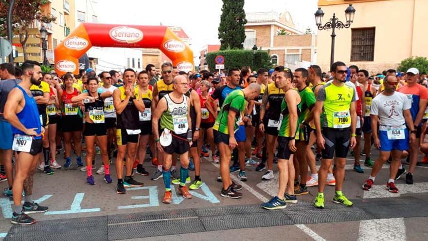 Paterna acogerá el Campeonato de España de medio maratón de 2022