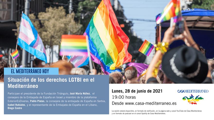 Situación de los derechos LGTBI