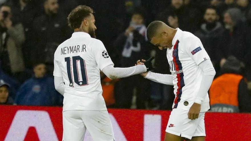 Neymar y Mbappé aceptan una reducción salarial del 50%