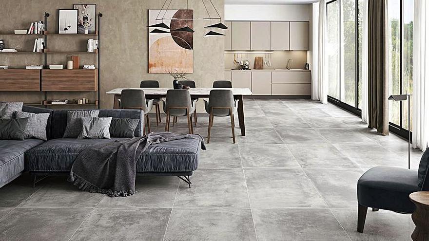 Pamesa recrea la belleza del cemento con la nueva seria 'Es.Hesse'