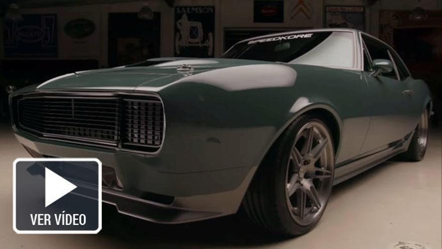 Así es el coche que Iron Man ha diseñado para Capitán América