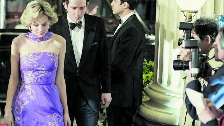 Diana y Carlos en la 'era Thatcher'