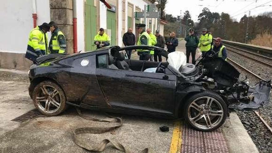 Investigado por homicidio imprudente el conductor del accidente mortal de Arbo