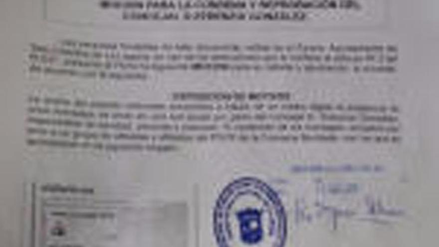 La oposición lagunera presenta una moción de urgencia contra González