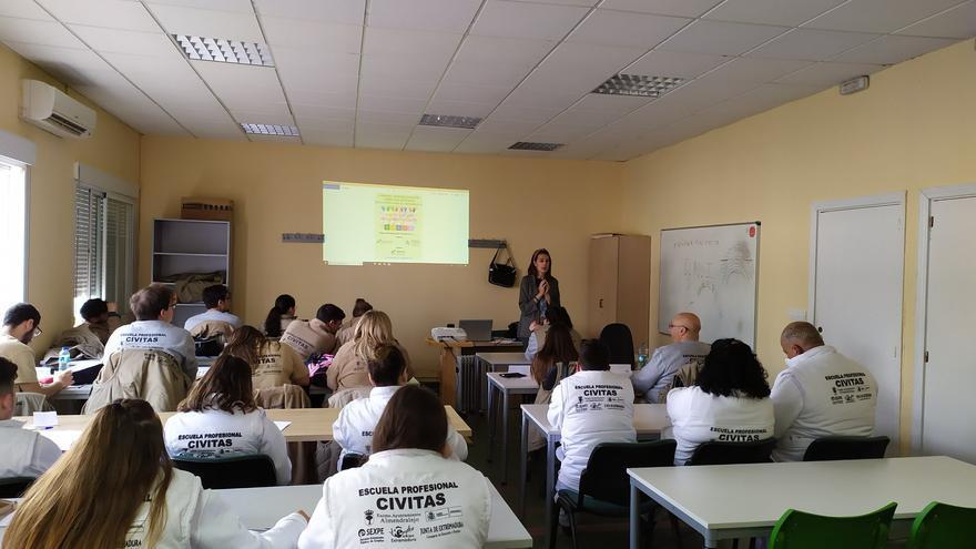 Conceden un millón de euros para tres nuevas escuelas profesionales