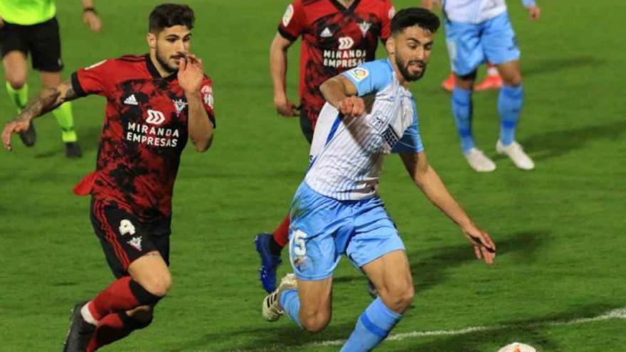 El Málaga CF negocia con el defensa Juan Berrocal