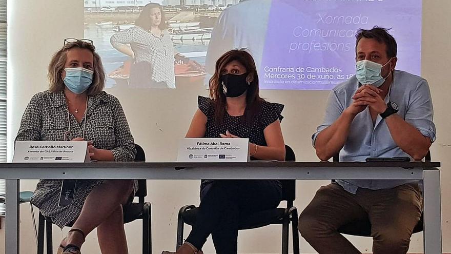 El GALP Ría de Arousa pone en valor el rol de la mujer en las profesiones del mar