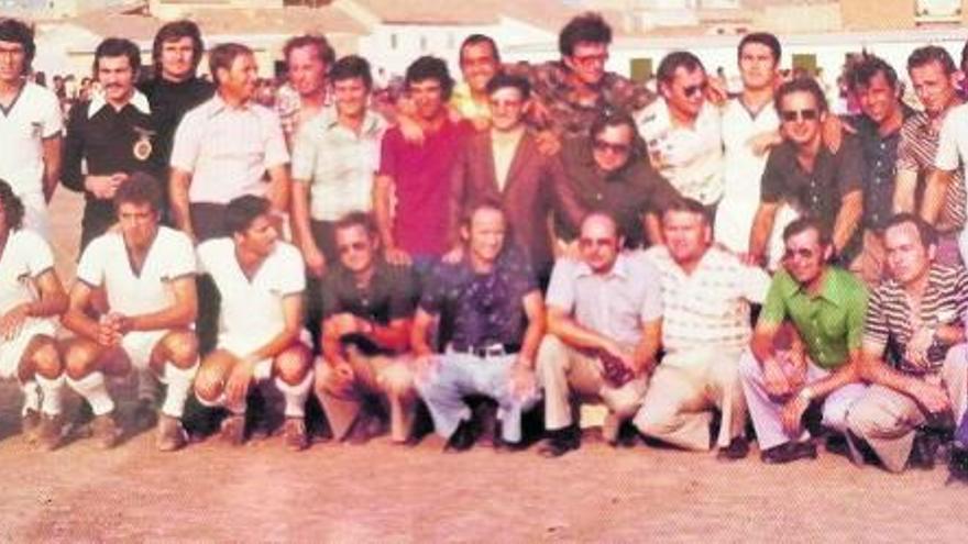 La Fileta: medio siglo de fútbol en Foios