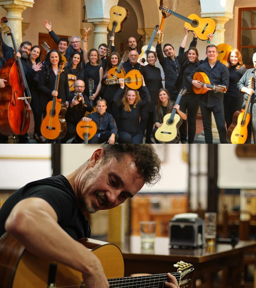 Orquesta de Plectro de Córdoba/ Paco Serrano: Estreno absoluto de «Fantasía para el 40º Festival«