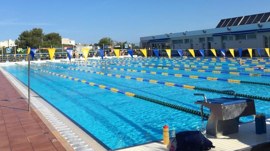 El Best Centre abre su piscina el sábado de forma gratuita para los clubes de natación