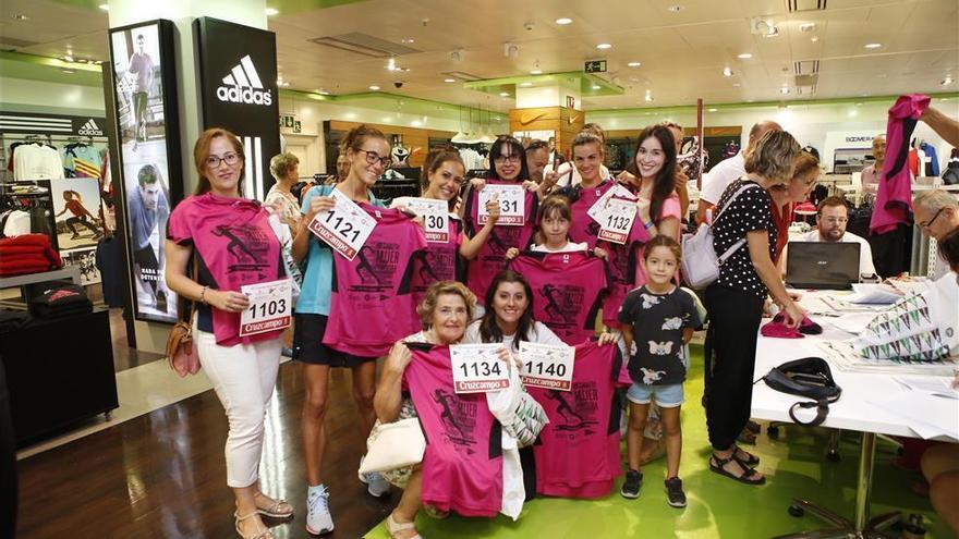 La Carrera de la Mujer congrega a 2.000 corredoras