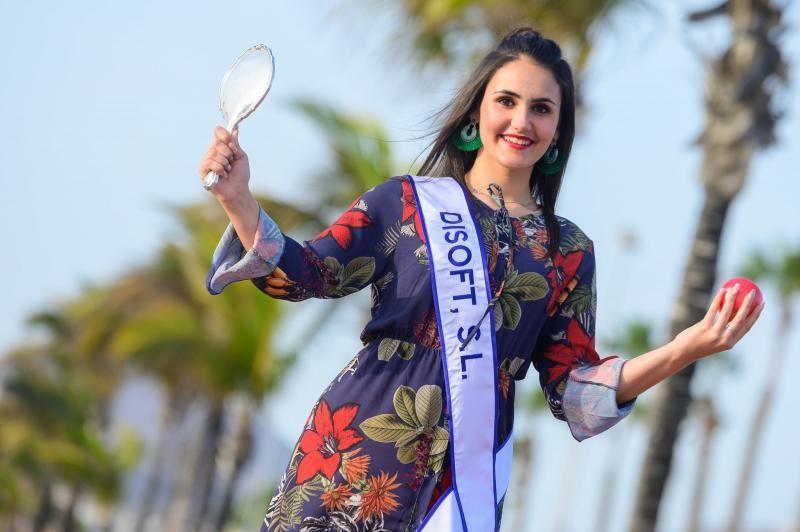 Candidata reina del Carnaval 2020,Shamira Zulay  | 14/02/2020 | Fotógrafo: Tony Hernández