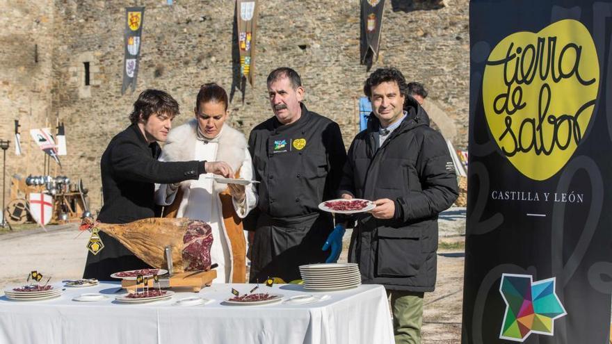 """""""Tierra de Sabor"""" vuelve a ser protagonista en las cocinas de MasterChef"""