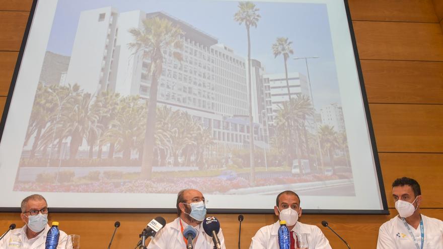 El Hospital Universitario Insular de Gran Canaria suma 606 trasplantes renales desde 2007