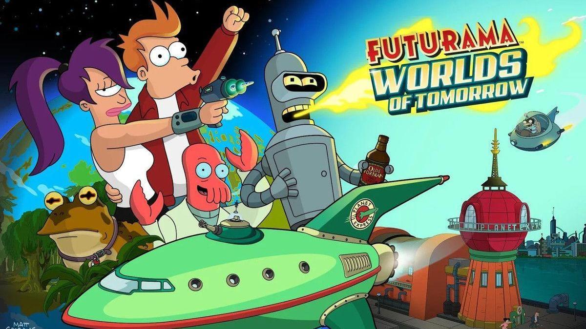 'Futurama', la mítica serie del creador de 'Los Simpson', aterriza en Disney+