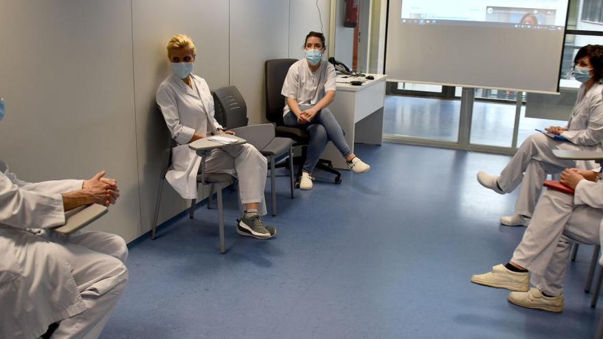La Fundació Althaia de Manresa ha tractat més de mig miler de pacients amb hepatitis C en cinc anys