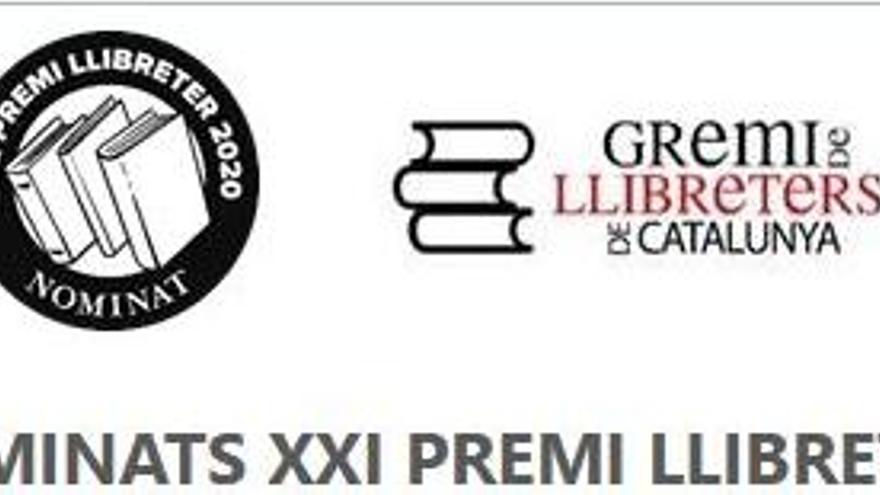 Gemma Pasqual, Núria Busquet i Manel Baixauli, finalistes del Premi Llibreter