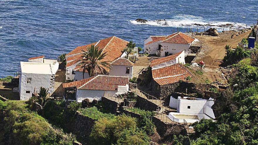 Los Realejos recupera un caserío del siglo XVI para uso turístico