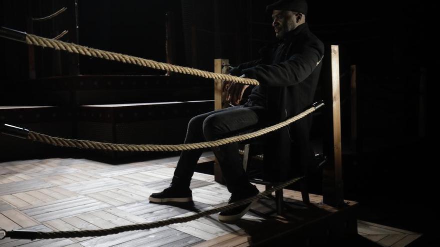Armando Buika se pone en la piel del campeón de boxeo Jack Johnson