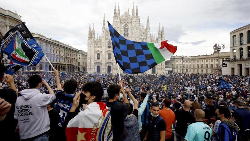 El Inter recupera el título once años después