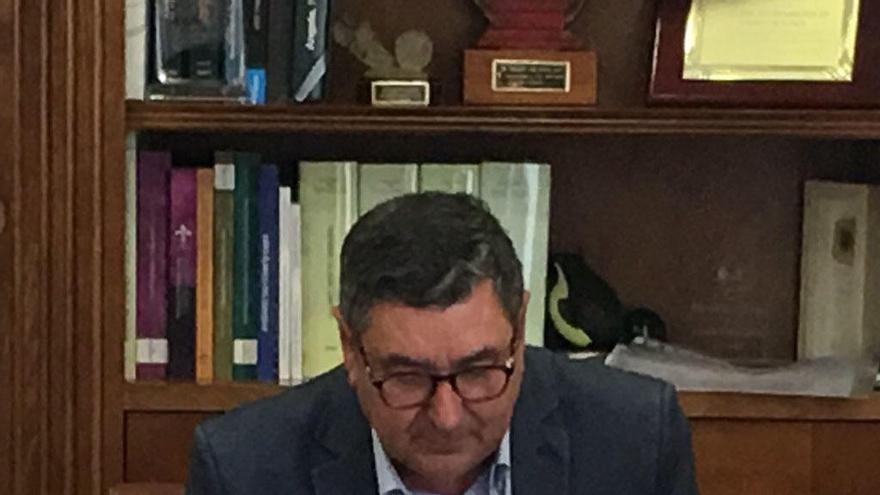 La Junta colaborará en la reparación de las vías del tranvía de Vélez